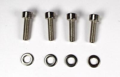 HAYES NINE, HFX 9 / MAG, SOLE, STROKER - 4 X BRAKE LEVER BODY CLAMP BOLTS 2 PAIR