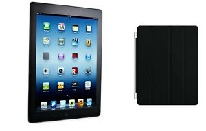 BUNDLE Apple iPad 2 64GB, Wi-Fi + 3G (Unlocked), 9.7in - Black