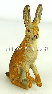 altes Lineol Tier: Hase, wohl 30er Jahre (linol094)