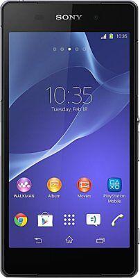 Sony Xperia Z2 schwarz, Android Smartphone