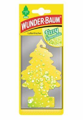 🍸 FIZZY LIMONADE Wunder Baum Wunderbaum Duftbaum Lufterfrischer Autoduft Duft