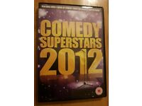 Comedy Central Superstars 2012 DVD