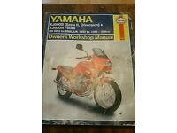 Yamaha xj600 manual