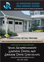GARAGE DOOR SALE! CALL TODAY!