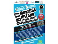 2017 NIFMA Mr & Miss IRELAND Fitness Model Championships Belfast