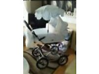 Babystyle prestige pram comes with everything
