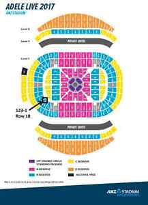 2 tix Adele B Reserve front row - Sydney - Frid 10th Mar  $300! Werrington County Penrith Area Preview