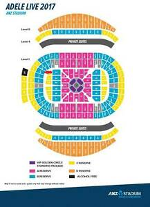 4 x B RESERVE 11 MARCH ADELE TICKETS Glebe Inner Sydney Preview