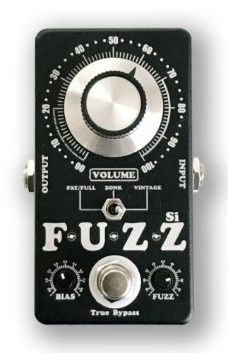 KingTone miniFuzz Si Silicon Fuzz, BRAND NEW WITH WARRANTY! king tone mini fuzz