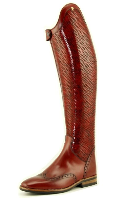 PETRIE SIGNIFICANT Dressage  BOOTS -All sizes - NEW! Front ZIP
