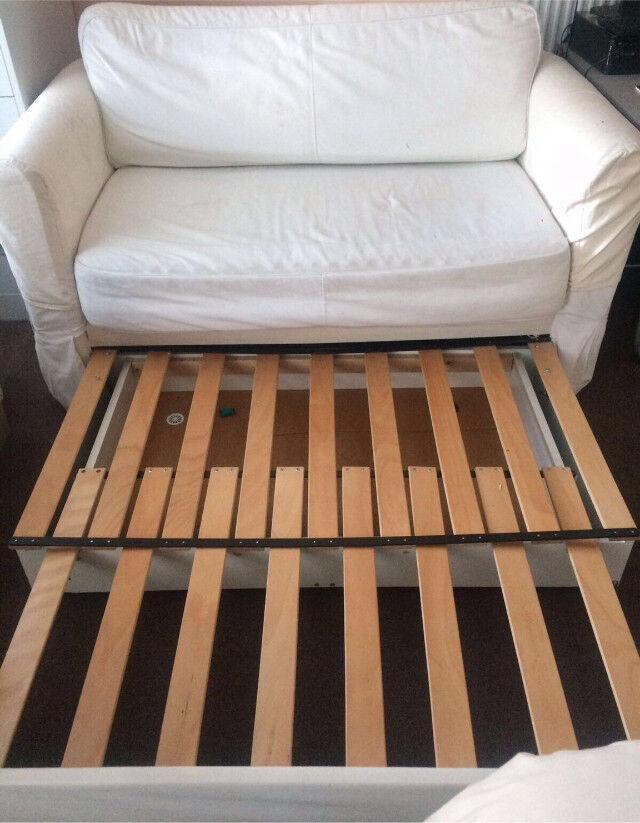 IKEA White sofa bed