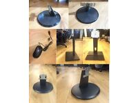 COMPUTER MOUSE AND COMPUTER MONITOR STANDS FOR SALE