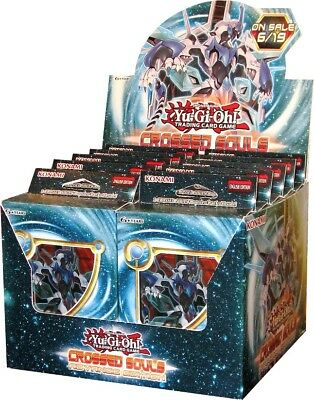YuGiOh Crossed Souls Advance Edition Box [Sealed]