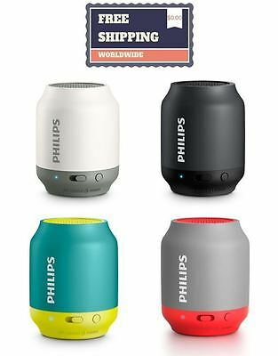 Original Philips BT50W/37 Wireless Mini Portable Bluetooth S