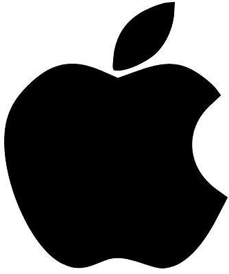 Apple Decal I Phone I Watch I Pad Tv Macbook Pro Laptop Vinyl Sticker Logo