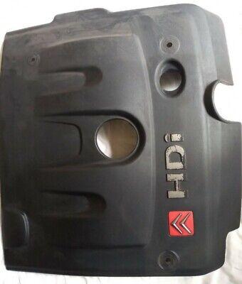 Citroen Berlingo 2l HDI Plastic Engine Cover.