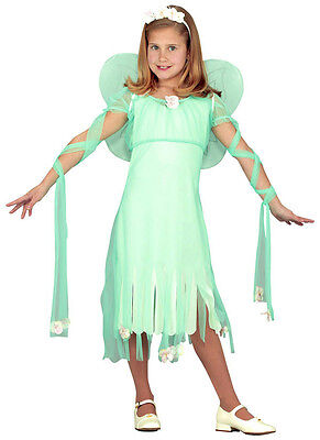 Pony Express Child's Green Blossom Fairy Girl's Costume Size Medium 7-10](Costume Express Kids)