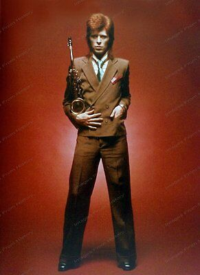 8x10 Print David Bowie BBC Radio 1973 #DB73