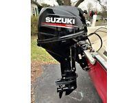 Suzuki DF25A , 25 hp, 4-Stroke, outboard motor