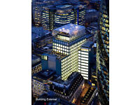 ALDGATE Office Space to Let, EC3A - Flexible Terms | 2 - 88 people