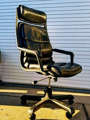 Linguanotto Executive Office Chair ~ Made in France