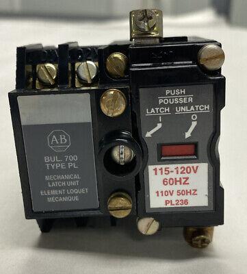 Allen Bradley 700-pll11a1 Mechanical Latch Unit Series B New No Box