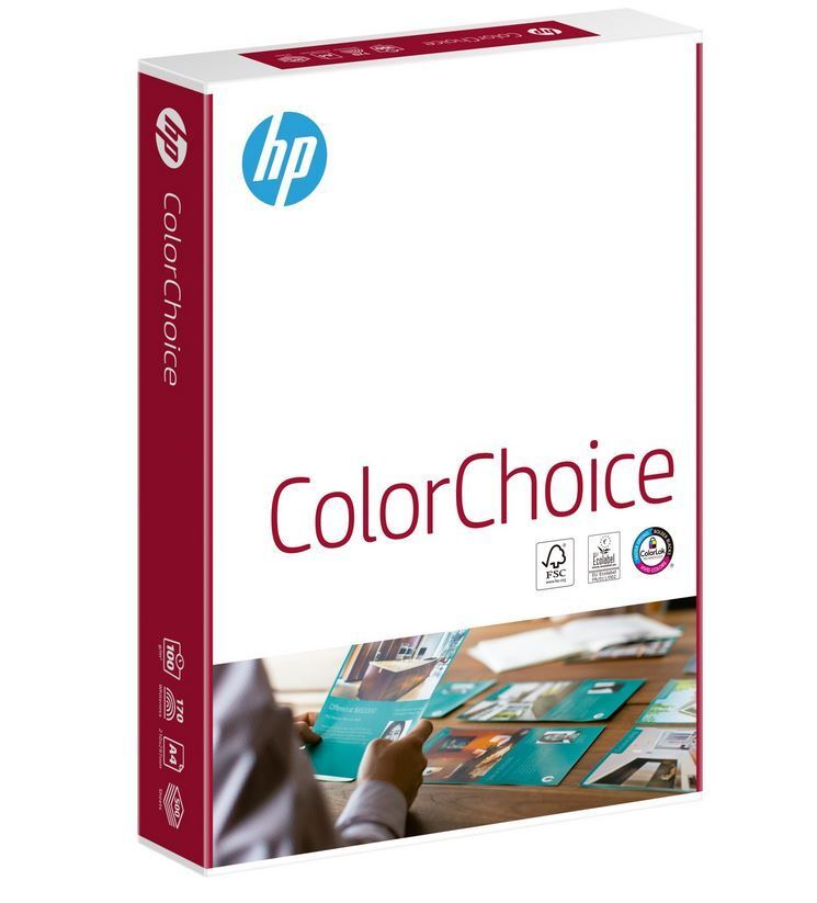 HP Colour Color Laser Kopierpapier 90 100 120 160 200 250g/m² ColorChoice