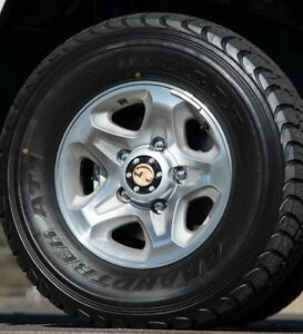 WTB Landcruiser 70 gxl wheels Armidale Armidale City Preview
