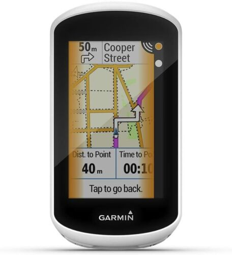 Garmin Edge Explore - Touchscreen Touring Bike Computer with Connected features