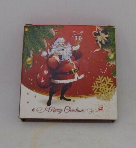 Merry Christmas Santa Claus Ornament