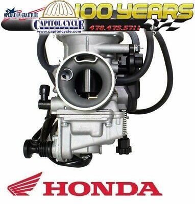 16100-HN5-M41 2000-2006 HONDA RANCHER 350 TRX350 OEM Carburetor