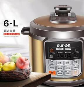 SUPRO  MULTIFUNCTIONAL PRESSURE COOKER Crawley Nedlands Area Preview
