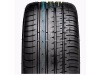 """4 X 20"""" BRAND NEW ACCELERA ALL SEASON TYRES 255/35R20 97Y 255 35 20 AUDI 6 (FREE MOBILE FITTING)"""