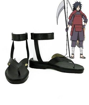NARUTO Uchiha Madara Cosplay Kostüm Ninja Schuhe Shoes chaussure scarpa zapato