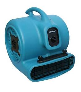 XPOWER X-800HC MULTIPURPOSE AIR MOVER WITH WHEELS & LAUGGAGE HAND West Footscray Maribyrnong Area Preview