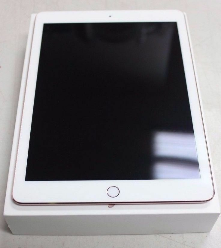 Apple iPad 5 - 9.7  (5th Gen 2018) 32GB Wifi Silver - 1 Year Warranty Grade  A - Can Be Used With Pen aed45e6ad2d3