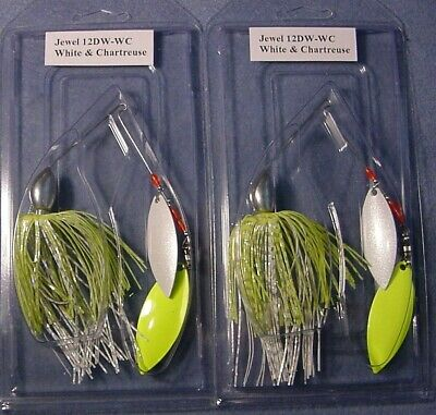 1ct NATURAL SHAD 3//4oz PRO WILLOW BB SPINNERBAIT Bass Fishing Spinnerbaits Lures