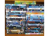 DVDs job lot for Car Boot Sale x 44