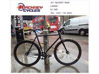 Brand new single speed fixed gear fixie bike/ road bike/ bicycles + 1year warranty & service 1wq