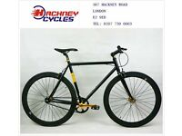 Aluminium single speed fixed gear fixie bike/ road bike/ bicycles + 1year warranty & free service fq