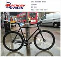 Brand new single speed fixed gear fixie bike/ road bike/ bicycles + 1year warranty & free service a5