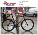 Brand new single speed fixed gear fixie bike/ road bike/ bicycles + 1year warranty & free service c1