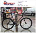 Brand new single speed fixed gear fixie bike/ road bike/ bicycles + 1year warranty & free service e1