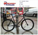 Brand new NOLOGO Aluminium single speed fixed gear fixie bike/ road bike/ bicycles uui8