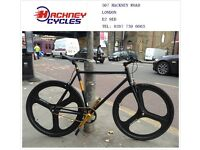 Aluminium single speed fixed gear fixie bike/ road bike/ bicycles + 1year warranty & free service 8