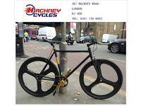 Aluminium single speed fixed gear fixie bike/ road bike/ bicycles + 1year warranty & free service b3