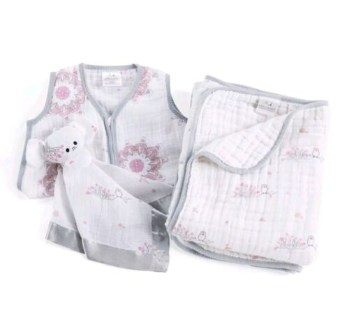 Aden and Anais Sweet Dreams Gift Set - For the Birds Dream B