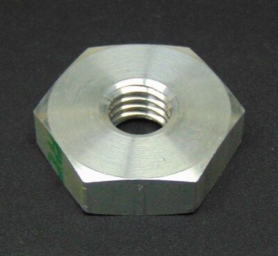 12 Unc Custom Aluminum Hex Nuts W 1.25 Wrench Size 20 Pieces 12-13