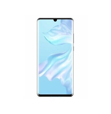"Huawei P30 Pro Smartphone Schwarz 8GB RAM, 128 GB 6.47 Display ""ITALIA Dual Sim"