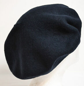 Classic women's soft warm Wool French Artist Beret Beanie slouch Hat Cap